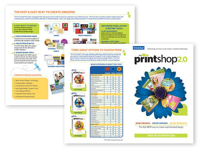 The Print Shop 2.0